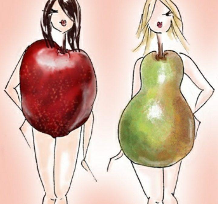 Tippek körte és alma testalkatú nőknek!