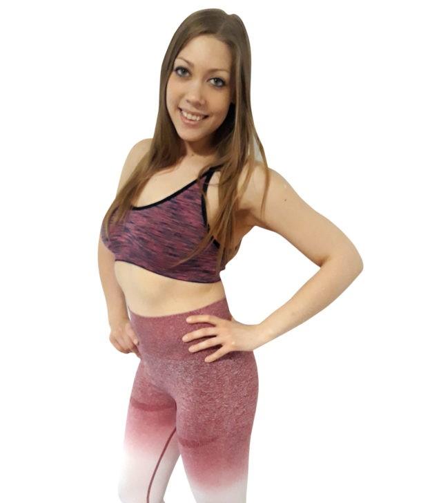 jámbor brigitta fitness edző kép