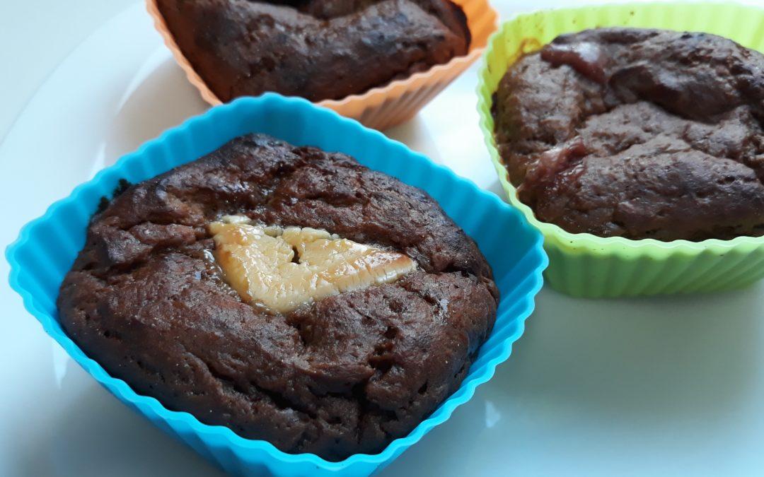 Sütőtökös Fehérje Muffin