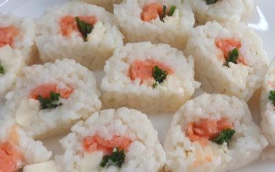 Gyors és Egyszerű Házi Sushi