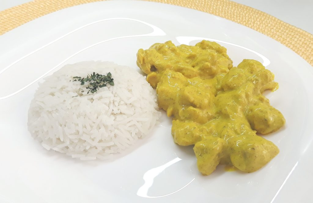 lime-os curry-s csirke recept