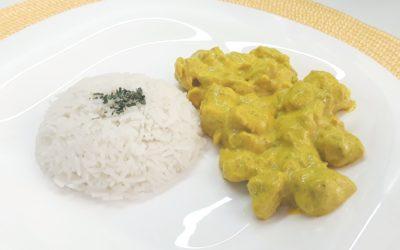 Lime-os Curry-s Csirke